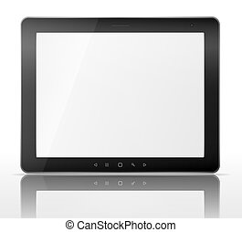 Vector tablet pad computer