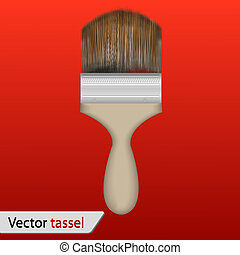 Vector tassel for your design