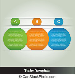 vector template infographics