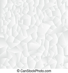 Vector texture of crumpled paper