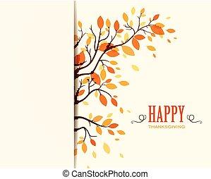 Vector Thanksgiving Design