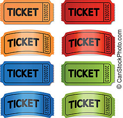 Vector tickets