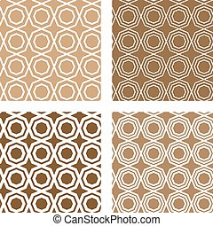 vector tile seamless background