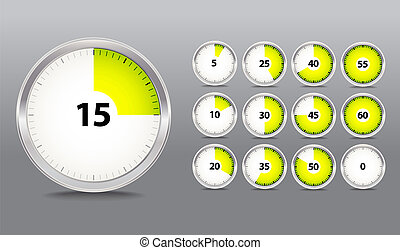Vector timer collection