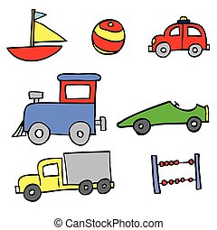 Toddler Toys (Boy)
