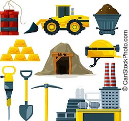 Gold Mining Illustrations And Stock Art 13792