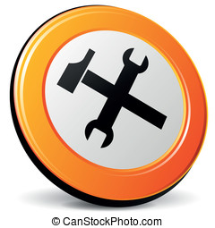 Vector tools icon