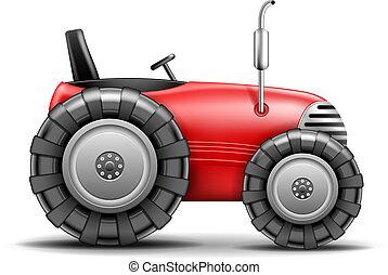 Vector Tractor