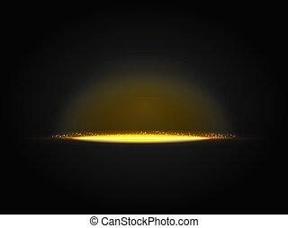 vector transparent light effect on plaid background