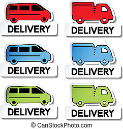 Vector transport pointers - car delivery