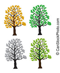 Vector trees2