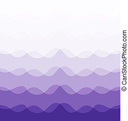 ultra violet wave - vector ultra violet waves background