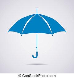 vector umbrella icon