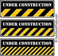 vector under construction