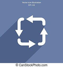 Vector utilize web icon Eps 10.