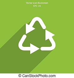 Vector utilize web icon.