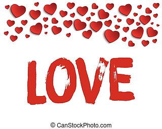 Vector - Valentine Day I Love you H