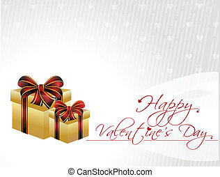 Vector valentines day background.