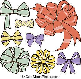 bows set