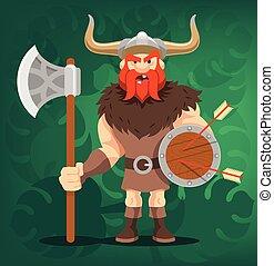 Vector viking