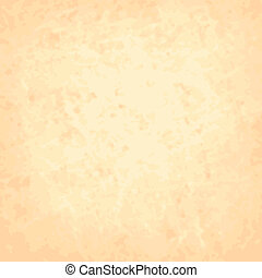 Vector vintage background, crumpled, scratch paper - Vector...