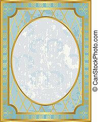 vector vintage label