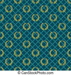 Vector Vintage seamless pattern eps 10