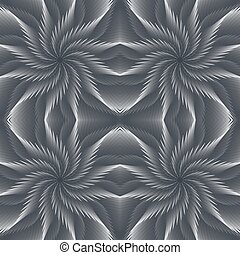 Vector Vortex Seamless Pattern - Vortex Vector Seamless...