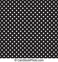 Vector white dots dark background