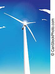 vector windmills