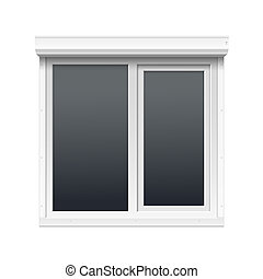 Vector Window with Rolling Shutters