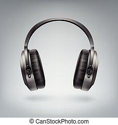 Vector wireless headphones