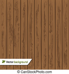 Vector wood background for your des