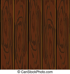 Vector wood planks