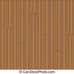 Vector wooden background. vector