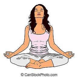 Vector Yoga Women