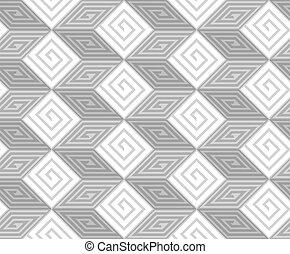 Vector ZigZag Seamless Pattern