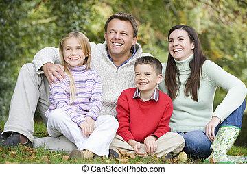 veder, familj, avkopplande