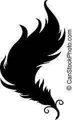 veer, firebird, pictogram