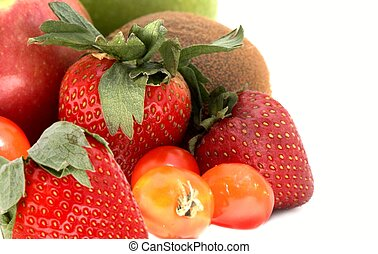 veg#3, owoc
