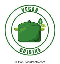 vegan, メニュー