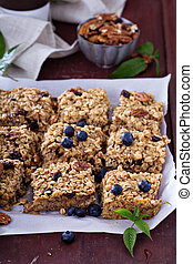 Vegan baked oatmeal with pecans - Vegan baked oatmeal ...