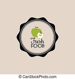 vegan food label