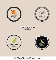 vegan food labels