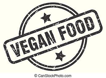vegan food stamp