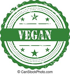 Vegan / Grunge Badge