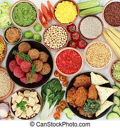 Vegan Health Food Diet for Ethical Eating