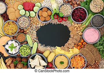 Vegan Health Food for Ethical Eating