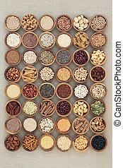 Vegan Natural Health Food - Vegan natural dried health food...