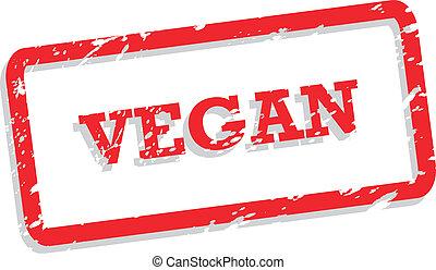 Vegan Rubber Stamp